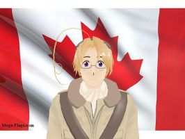 MMD Hetalia model:Canada by Ash080897