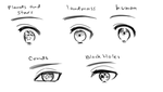 PM eyes by Cioccolatodorima