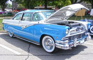 56 Ford Crown Victoria by colts4us