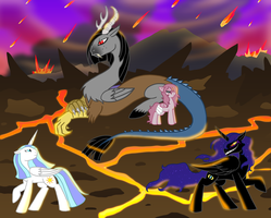 Valier Replies 200+ Followers - Bad End by The-Clockwork-Crow