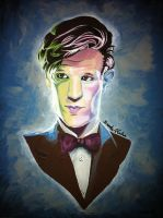 The Eleventh Doctor by Roxas-forever13