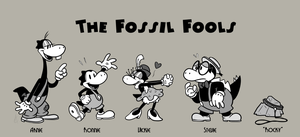 Toonsday - The Fossil Fools by Atrox-C