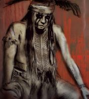 tonto drawing by TheRealSexyKate