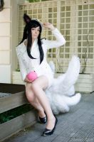 Generation Ahri cosplay ~5 by LyoeItsumi