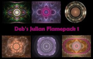 Deb's Julian Flame Pack 1 by DWALKER1047