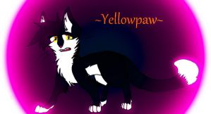 ~Yellowpaw~ by YulianaValverde