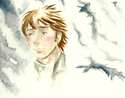 Remus is far, far away by Moonlight-hero