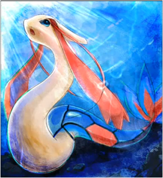 Milotic by thundaflare