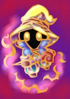 Little Blackmage by 7marichan7
