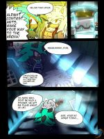 Chaos Battle Royal: CH 1 - Page 2 by FrostBurned-Soul