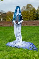 CORPSE BRIDE: I was a bride by Princess-ValeChan