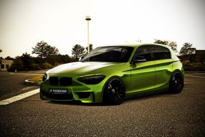 BMW 1 Series 2011 by Marko0811