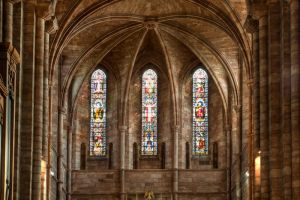 Shrewsbury Abbey 2 by CharmingPhotography