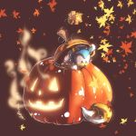 Sonic and Tails - Halloween - by AllesiaTheHedge