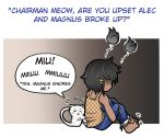 The Mortal Instruments - Questions and responds 37 by Felwyn