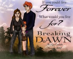 Breaking Dawn Poster by Crowmamma