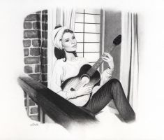 Moon River by michellebrown
