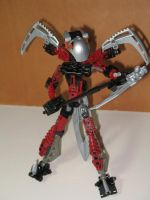 lego bionicle - harvester 1 by retinence