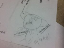 Period 4 drawing by tuffpuppy101