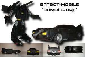 Batbot-mobile Bumble-Bat by advs14u2nv