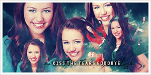 Goodbye Tears by mikeygraphics