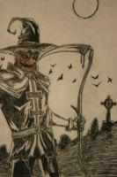 The Scarecrow by CapnPatches