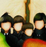 Beatles For Sale by elooly