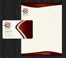 CorporateDesign ANK by ahsanpervaiz