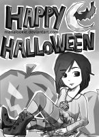 Happy Halloween 2012 by ManaLookie