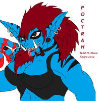 Wow Troll Poctrah WIP by SpaceRanger108