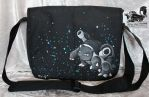 Custom Blastoise Shoulder Bag by Forge-Your-Fantasy