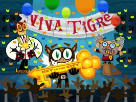 El Tigre -original main title by mexopolis