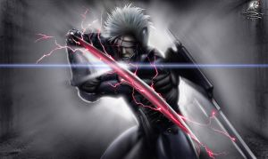 METAL GEAR - RISING REVENGEANCE  - Raiden v2 by Unreal-Forever