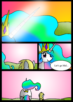 Derpy's Wish: Page 188 by NeonCabaret