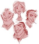 heads by SomethingEveryDay