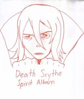 Death Scythe: Spirit Albarn by BlueRosesAnime
