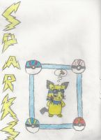 Sparks Pichu Tag by ttede-cuteartfan
