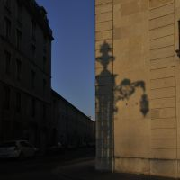 Corner and shadow by MissUmlaut