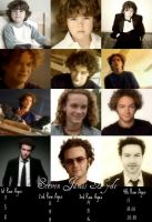 Steven Hyde Timeline Collage by heartlessromantic67