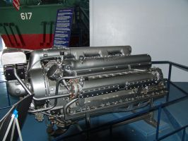 Packard PT Boat Engine 1 by Skoshi8