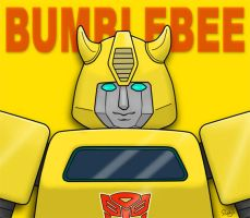 Bumblebee 1 by J-666