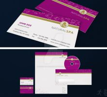 Beauty Spa Corporate Design by design-on-arrival