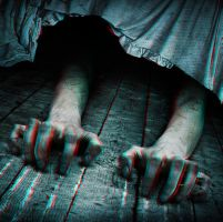 Under The Bed 3-D conversion by MVRamsey