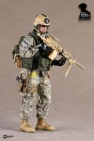 US Army 75th Ranger Regiment by linmonkon