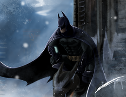 Batman by Jord-UK