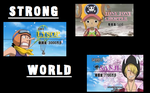 Strong World 2 by Smile-smiley