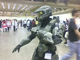 Otakon - Halo Anyone? by YourTwistdReflection