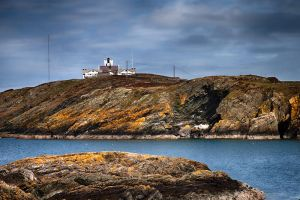 Lynas Lighthouse from the other side by CharmingPhotography