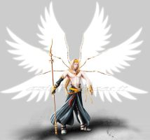 Uriel by Aziell