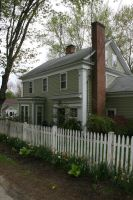 colonial house by j0hnflack